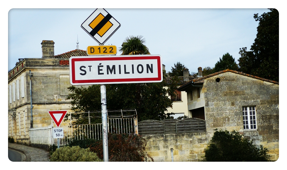 Welcome to Saint-Émilion
