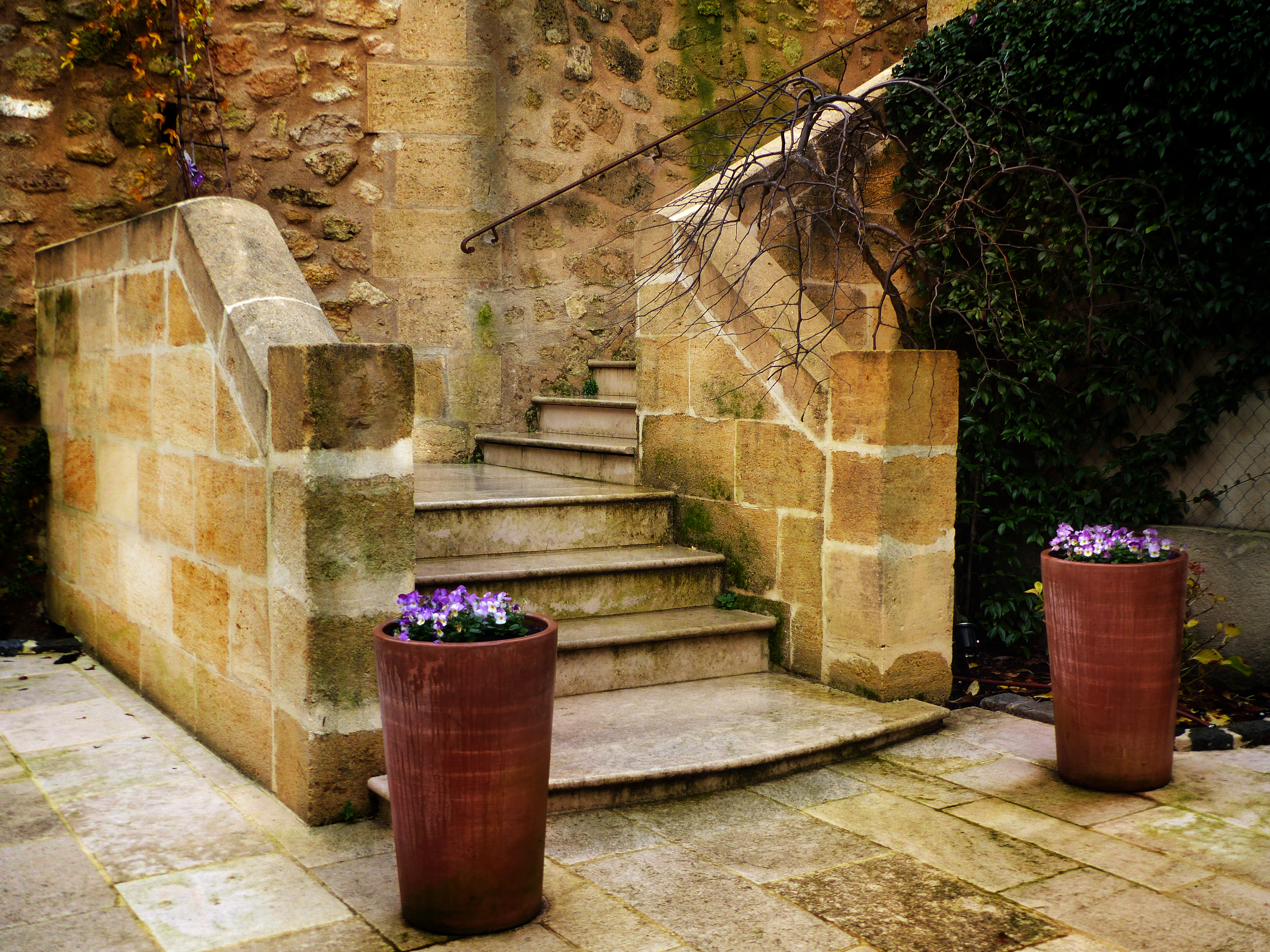 The Perfumed Staircase