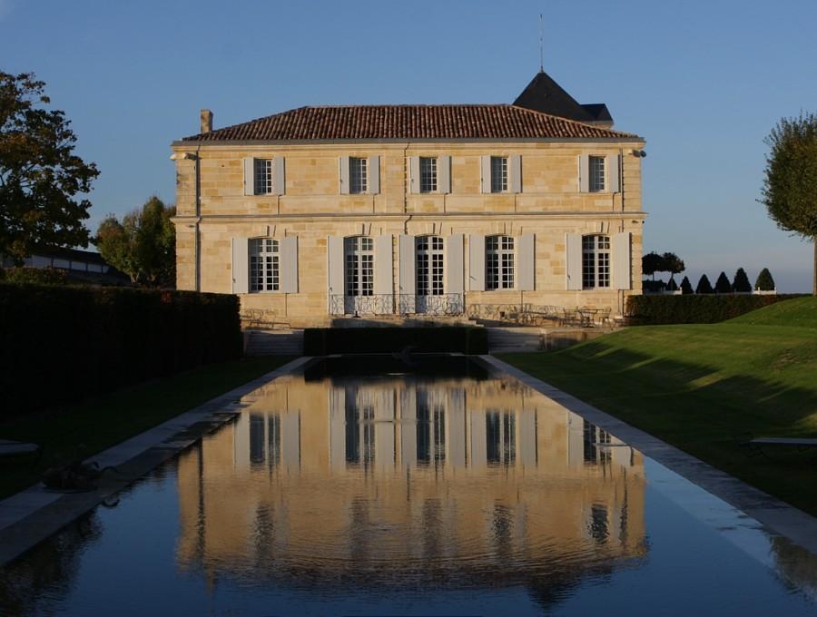 Château du Tertre depuis Orangerie